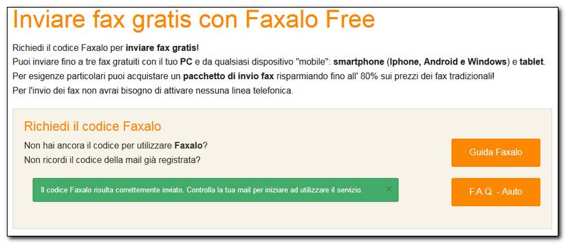2e8d44efc4 Come inviare fax gratuiti via Internet con Faxalo