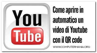 Come aprire in automatico un video di Youtube con il QR code