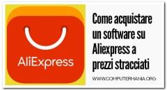 Come acquistare un software su Aliexpress a prezzi stracciati