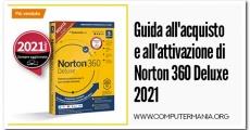 Guida all'acquisto e all'attivazione di Norton 360 Deluxe 2021